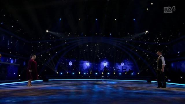 Tanssii tähtien kanssa, Kiti & Aleksi – Tango to Evora
