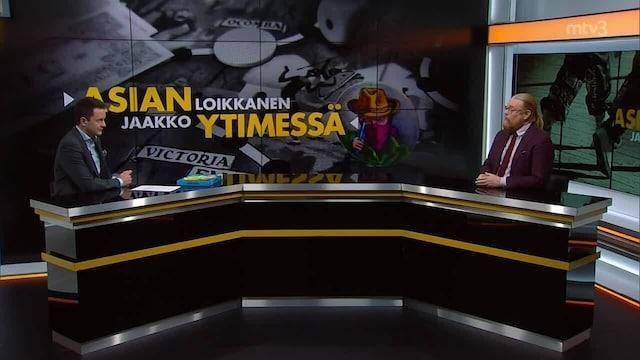 6. Asian ytimessä, Jaakko Loikkanen