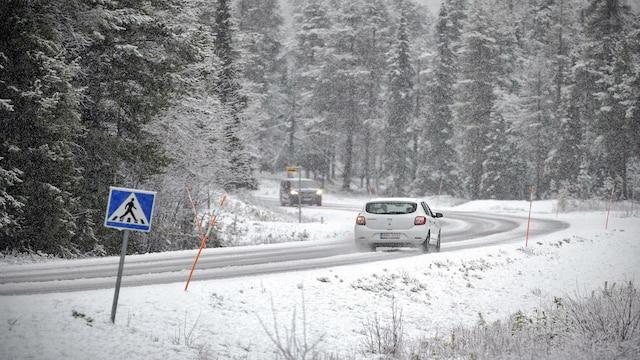 MTV Uutiset Live, Ensi yönä koko maahan pakkasta! Lappiin tulossa pian 30 senttimetriä lisää lunta