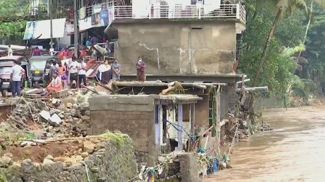 MTV Uutiset Live, Intiassa tulvat ovat vaatineet ainakin 25 kuolonuhria – ainakin sata avustusleiriä pystytetty