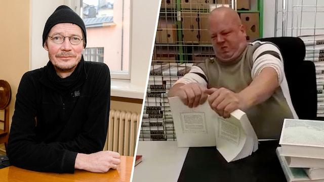 Uutisklipit, Finlandia-palkittua teosta jäi myymättä talon kokoinen kasa – näin kirjoja revittiin suosikkikirjailijan silmien edessä