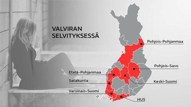 Uutisklipit, Valvira selvittää seitsemän sairaanhoitopiiriin lakisääteisten hoitoonpääsyn rajojen rikkoutumisia