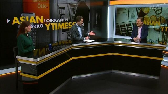 Asian ytimessä, Jaakko Loikkanen, Debatti: Voisiko demarikansanedustajien eläke-ehdotus toimia?