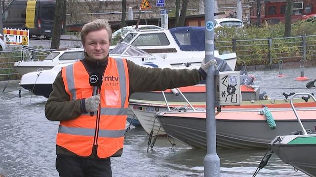 MTV Uutiset Live, Myrsky riepottelee Suomea ja keskusta pääministeri Marinia – päivän kiinnostavimmat uutiset Livessä