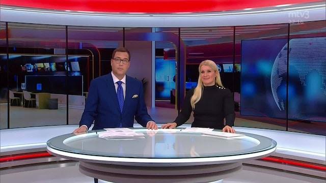 Kymmenen uutiset, Perjantai 22.10. klo 22:00