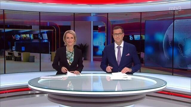 Seitsemän uutiset, Lauantai 23.10. klo 19:00