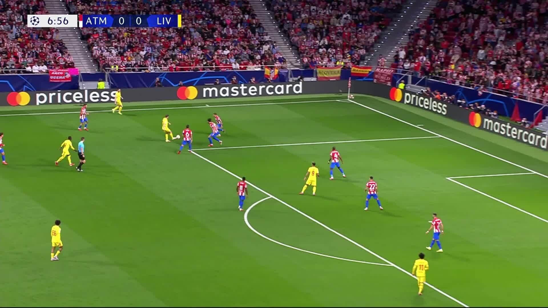 Mestarien liiga, Maalikooste: Atlético Madrid - Liverpool