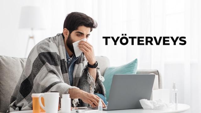 MTV Uutiset Live, Milloin voi jäädä pois töistä flunssan vuoksi? Saako sairaustodistuksen etänä? Työterveyslääkäri vastaa