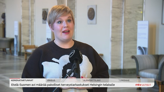 Uutisjutut: Kotimaa, Valtiovarainministeri Annika Saarikko ihmettelee SDP:n eläkeavausta
