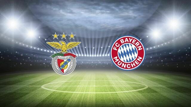 Mestarien liiga, Maalikooste: Benfica - Bayern München