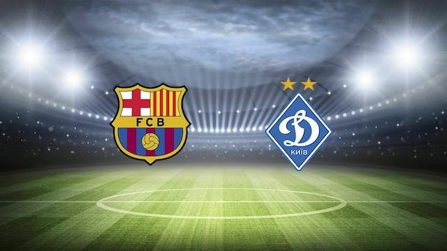Mestarien liiga, Maalikooste: Barcelona - Dynamo Kiova