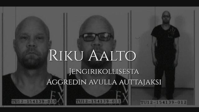 Uutisaamu, Rikospaikka: Jengirikollisesta Aggredin avulla auttajaksi