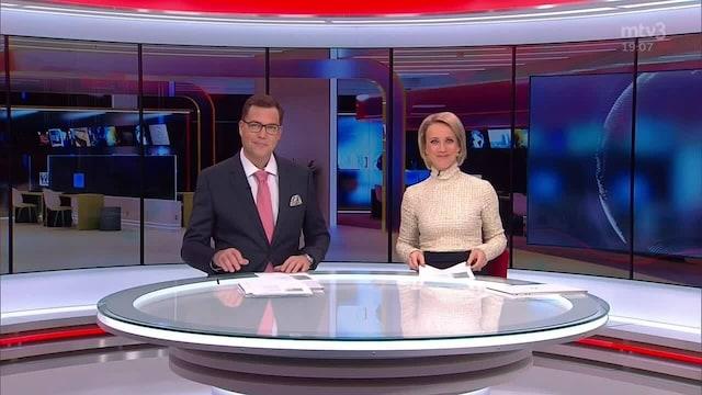 Seitsemän uutiset, SU 24.10. klo 19: MTV:n kysely: Ministeri Kurviselle heikko arvosana SDP:n kenttäväeltä Veikkaus-riidassa