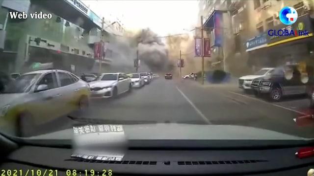 Uutisklipit, Ainakin kolme ihmistä on kuollut kaasuräjähdyksessä Kiinassa