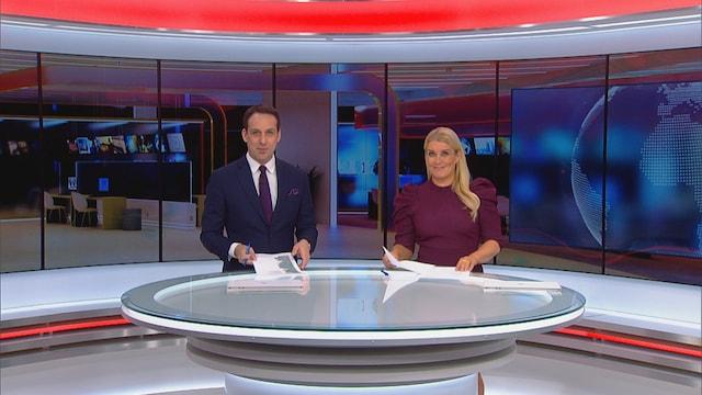 Seitsemän uutiset, Maanantai 25.10. klo 19:00