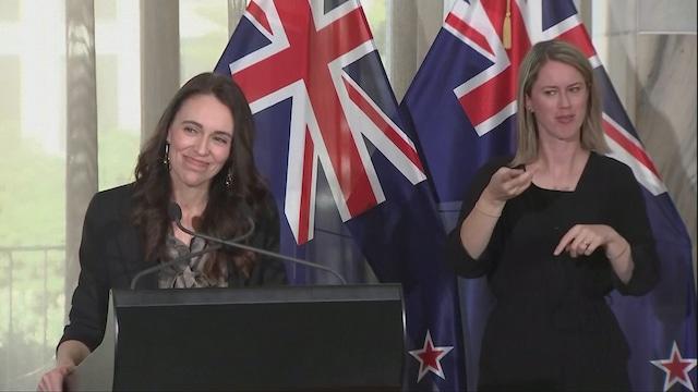Uutisklipit, Maanjäristys sai Uuden-Seelannin pääministerin hymyilemään
