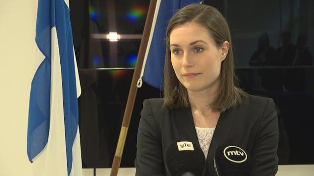 """MTV Uutiset Live, Pääministeri Marin kommentoi juhlakohua: """"Haluan kunnioittaa niiden ihmisten yksityisyyttä, jotka ovat ystäviäni ja vieraitani olleet"""""""
