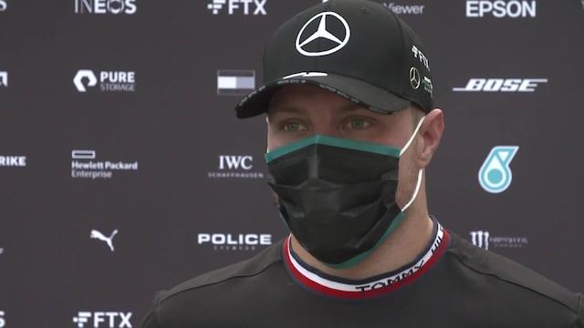"""Formula 1: USA:n GP, Bottaksella haasteita kisasäätöjen löytämisessä – """"Rata on menettänyt pitoaan muutamissa paikoissa"""""""