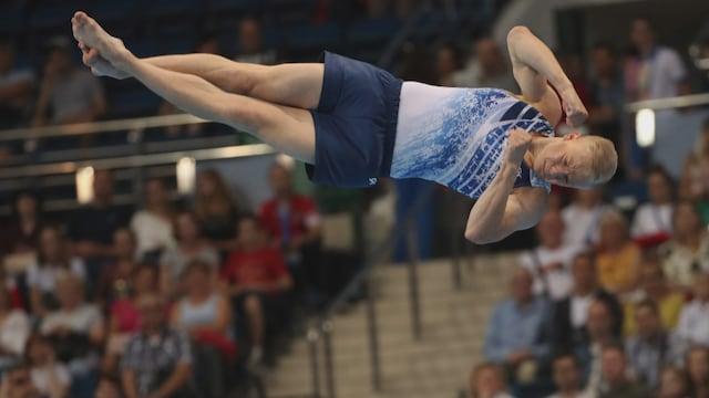 MTV Uutiset Live, Yllätysmitali Suomeen! Emil Soravuolle pronssia telinevoimistelun MM-kisoissa Japanissa