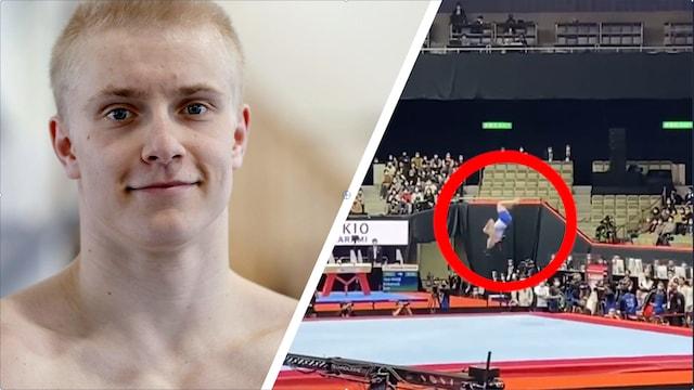 Uutisklipit, Tällä suorituksella Emil Soravuo toi Suomelle MM-pronssia telinevoimistelussa – katso video!