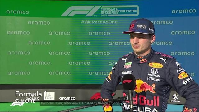 Formula 1: USA:n GP, Aika-ajon kärkikolmikon kommentit