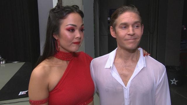 MTV Uutiset Live, Sita ja Aleksi joutuvat jättämään Tanssii tähtien kanssa -kilpailun – katso parin tunnelmat tästä