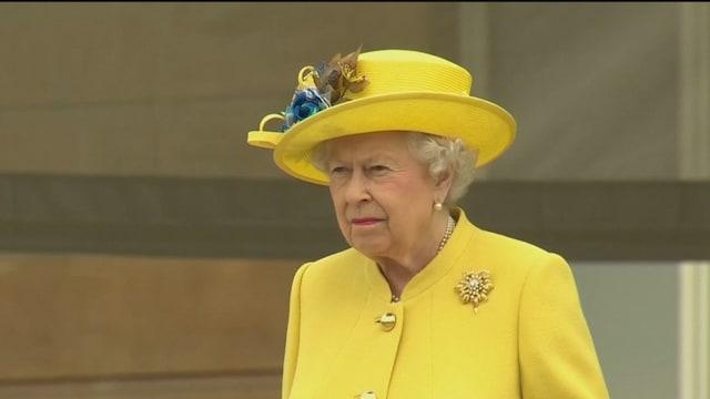 Uutisjutut: Ulkomaat, Kuningatar Elisabet vietti yön sairaalassa