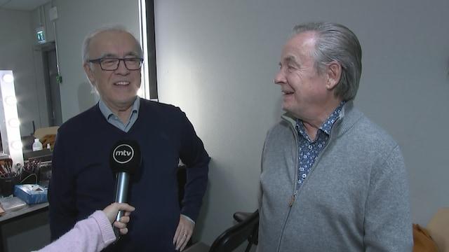 Viihde, Matti ja Teppo kertovat, TTK:n kulisseissa mitä duolle kuuluu nykyään