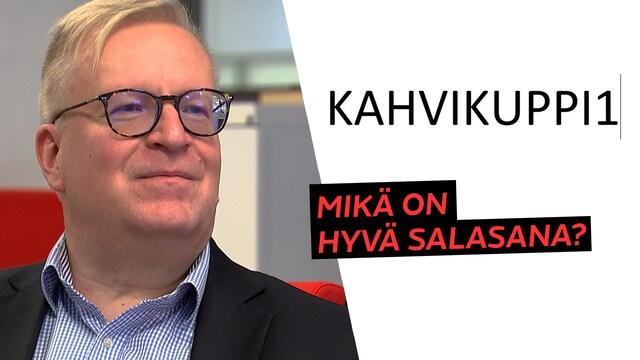 MTV Uutiset Live, Nämä ovat yleisimpiä virheitä salasanaa tehdessä – asiantuntija neuvoo, miten voit välttää verkkorikollisten uhriksi joutumisen