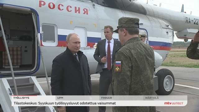Uutisjutut: Ulkomaat, Venäjän vihamielisyys kasvaa ja monipuolistuu - ohjukset ovat vakava uhka Euroopalle, sanoo Naton pääsihteeri MTV Uutisille