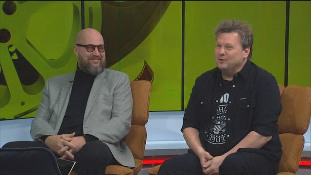 Uutisaamu, Dekkarietsivästä tv-sarja – Juha Vuorinen myi koko tuotantonsa