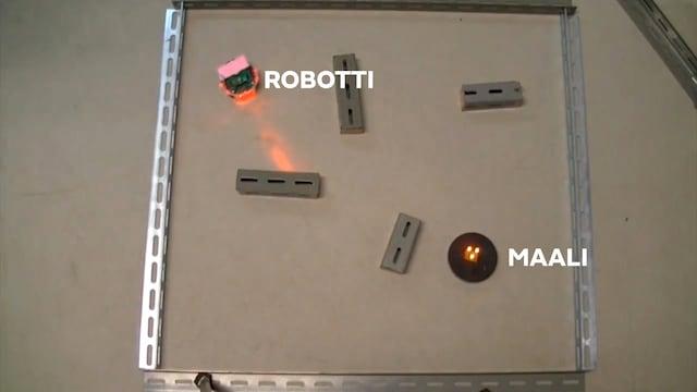 """Uutisklipit, Japanilaistutkijat onnistuivat luomaan maailman ensimmäisen aivoilla """"ajattelevan"""" robotin – näin se onnistui tehtävissään"""