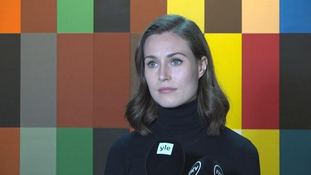 MTV Uutiset Live, Onko hallituksessa keskusteltu rokotepakosta? Pääministeri Marin kommentoi MTV:lle Suomen korona-asioita