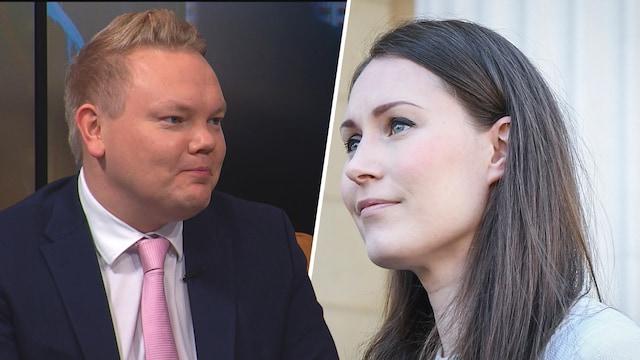 Uutisklipit, Millaiset välit sinulla ja pääministerillä on, Antti Kurvinen?